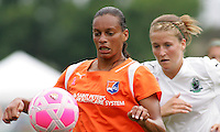 Rosana.Elise Weber..Saint Louis Athletica defeated Sky Blue FC 1-0 at Anheuser-Busch Soccer Park, Fenton, Missouri.