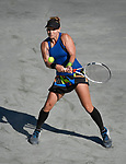 April  4, 2017:  Bethany Mattek-Sands (USA) defeated Sofia Kenin (USA) 6-4, 6-4 at the Volvo Car Open being played at Family Circle Tennis Center in Charleston, South Carolina.  ©Leslie Billman/Tennisclix/Cal Sport Media