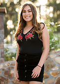 Tessa Brown senior announcement shoot.