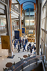 June 1, 2021; MBA welcome tour. (Photo by Barbara Johnston/University of Notre Dame)