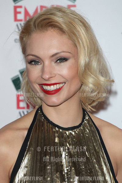 MyAnna Buring arriving for the 2014 Empire Film Awards, at the Grosvenor House Hotel, London. 30/03/2014 Picture by: Alexandra Glen / Featureflash
