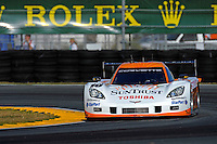 #10 SunTrust Racing Chevrolet Corvette of Max Angelelli, Ricky Taylor & Ryan Briscoe
