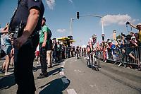 John Degenkolb (DEU/Trek-Segafredo) rolling out post-finish<br /> <br /> Stage 2: Mouilleron-Saint-Germain > La Roche-sur-Yon (183km)<br /> <br /> Le Grand Départ 2018<br /> 105th Tour de France 2018<br /> ©kramon