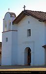 Chapel, El Presidio Real de Santa Barbara 1782, Santa Barbara, California