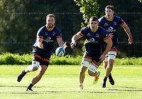 Tuesday 5th October 2021<br /> <br /> Rob Herring during Ulster Rugby training at Newforge Country Club, Belfast, Northern Ireland. Photo by John Dickson/Dicksondigital