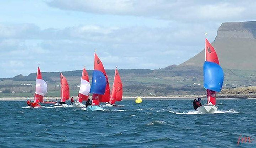 Mirror Championship at Sligo, venue for the Worlds in August 2021