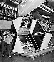 1985, ABN WTT, ABN stand 1e ring