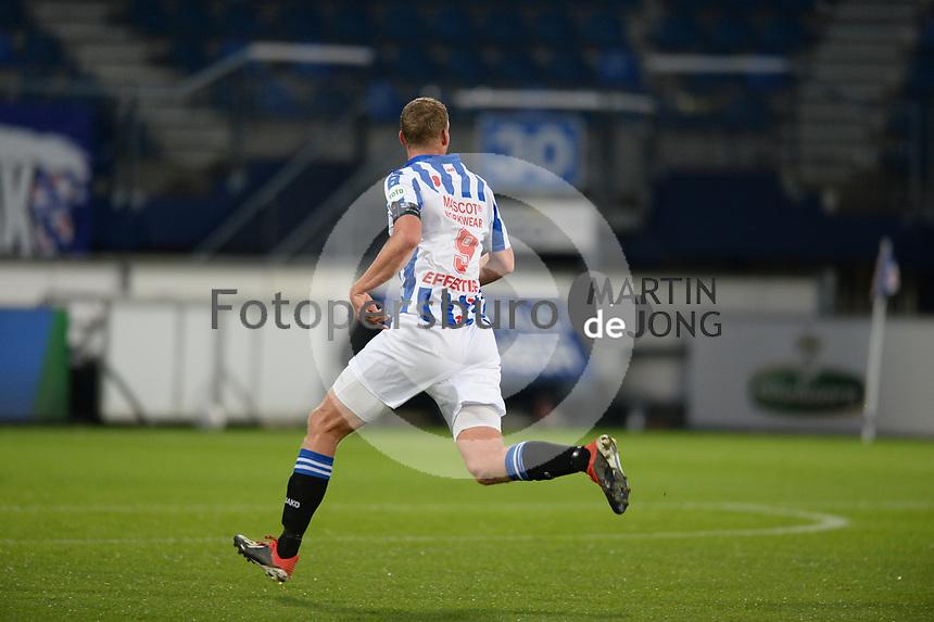 VOETBAL: HEERENVEEN: Abe Lenstra Stadion, SC Heerenveen, Henk Veerman, ©foto Martin de Jong