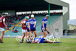 during the County Senior hurling Semi-Final between St. Brendans and Causeway at Austin Stack park on Sunday.