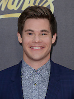 Adam Devine @ the 2016 MTV Movie Awards held @ the Warner studios.<br /> April 9, 2016