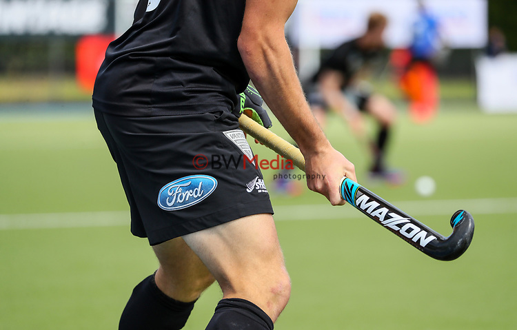 International Hockey, Blacksticks men v Canada. Lloyd Elsmore Park, Auckland, New Zealand. Sunday 21 October 2018. Photo: Simon Watts/Hockey NZ