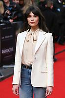 "Gemma Arterton<br /> arriving for the ""Radioactive"" premiere at the Curzon Mayfair, London.<br /> <br /> ©Ash Knotek  D3560 07/03/2020"
