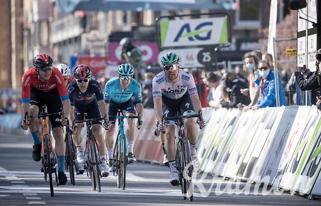 finish line<br /> <br /> 107th Liège-Bastogne-Liège 2021 (1.UWT)<br /> 1 day race from Liège to Liège (259km)<br /> <br /> ©kramon