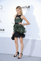 Magdalena Frackowiak attends the 2012 amfAR Cinema Against AIDS Gala at Hotel du Cap-Eden-Roc in Antibes, France on 24.5.2012. Credit: Timm/face to face / Mediapunchinc / Mediapunchinc