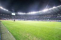BELO HORIZONTE, MG, 24.06.2019-COPA AMÉRICA- Mineirão vazio durante partida entre Equador e Japão, válida pela terceira rodada do Grupo C da Copa América 2019, no Estádio Mineirão em Belo Horizonte, MG, na noite desta segunda feira(24)(foto Giazi Cavalcante/Código19)