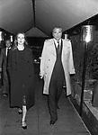 RAIMONDO ORSINI CON LA MOGLIE KETEVAN BAGRATION-  JACKIE O' ROMA 1979