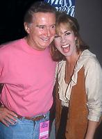Regis Philbin Kathie Lee Gifford 1992, Photo By John Barrett/PHOTOlink