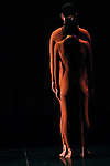 For M.G.: The Movie (1991)<br /> <br /> Chorégraphie, scénographie et costumes : Trisha Brown<br /> Musique : Alvin Curran<br /> Lumière : Spencer Brown<br /> Lieu : Théâtre de la Ville<br /> Ville : Paris<br /> Date : le 22/10/2013<br /> © Laurent Paillier / photosdedanse.com