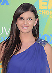 Rebecca Black at The Fox 2011 Teen Choice Awards held at Gibson Ampitheatre in Universal City, California on August 07,2010                                                                               © 2011 Hollywood Press Agency
