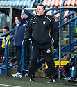Montrose manager George Shields.