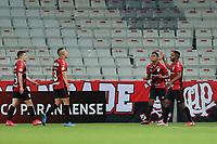 26th September 2021;  Estádio Joaquim Américo Guimarães, Curitiba, Paraná, Brazil, Brazil A League football, Athletico Paranaense versus Gremio;  Pedro Rocha of Athletico celebrates his goal