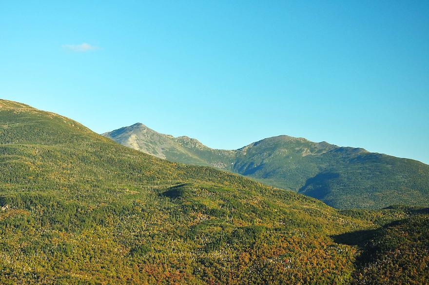 Mts. Adams and Madison