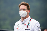 July 4th 2021;  Red Bull Ring, Spielberg, Austria; F1 Grand Prix of Austria, race day;   Olla Kaellenius  Daimler AG at the Red Bull Ring