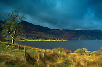 Loch Lomond from Doune Bothy on the West Highland Way, Loch Lomond and the Trossachs National Park