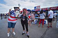 Photo before the match Estados Unidos vs Argentina at NRG Stadium, in Houston, Texas corresponding to the Semifinals of Copa America Centenario 2016. ---<br /> <br /> Foto previa al partido Estados Unidos vs Argentina ,en el Estadio NRG, en Houston, Texas. Partido Correspondiante a la semifinal de la Copa America Centenario USA 2016, en la foto:Fans<br /> <br /> --- - 21/06/2016/MEXSPORT/JAVIER RAMIREZ