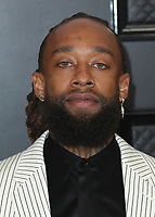 LOS ANGELES - JANUARY 26:  Ty Dolla $ign at the 62nd Annual Grammy Awards on January 26, 2020 in Los Angeles, California. (Photo by Xavier Collin/PictureGroup)