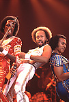 EARTH WIND & FIRE 1979.© Chris Walter.