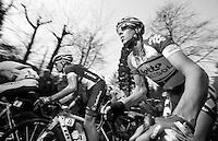 77th Flèche Wallonne 2013..Bart De Clercq (BEL)