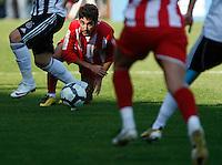 Kadu,  during the Serbian League soccer match in Belgrade, Serbia, Saturday, October  24, 2010. (Srdjan Stevanovic/Starsportphoto.com)