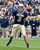 30 September 2006: Pitt quarterback Tyler Palko..The Pitt Panthers defeated the Toledo Rockets 45-3 on September 30, 2006 at Heinz Field, Pittsburgh, Pennsylvania.