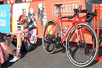 4th September 2021; Sanxenxo to Castro De Herville De Mos, Pontevedra, Spain; stage 20 of Vuelta a Espanya cycling tour;  Lotto - Soudal Moniquet, Sylvain Castro De Herville De Mos