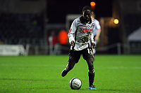 ATTENTION SPORTS PICTURE DESK<br /> Pictured: Nathan Dyer of Swansea City in action <br /> Re: Coca Cola Championship, Swansea City Football Club v Plymouth Argyle at the Liberty Stadium, Swansea, south Wales. Tuesday 08 December 2009