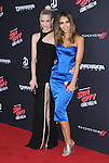 Jessica Alba and Jaime King attends The Dimension Film's L.A. Premiere of FRANK MILLER'S SIN CITY: A DAME TO KILL FOR held at  The TCL Chinese Theatre in Hollywood, California on August  19,2014                                                                               © 2014 Hollywood Press Agency
