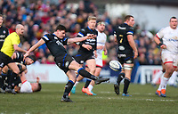 Saturday 18th January 2020 | Ulster vs Bath<br /> <br /> Freddie Burns during the Heineken Champions Cup Pool 3 Round 6 match between Ulster Rugby and Bath Rugby at Kingspan Stadium, Ravenhill Park, Belfast, Northern Ireland. Photo by John Dickson / DICKSONDIGITAL