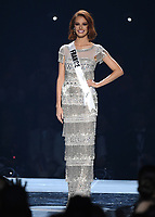 ATLANTA, GA - DECEMBER 8: 2019 MISS UNIVERSE: Miss France, Maëva Coucke appears on the 2019 MISS UNIVERSE competition airing LIVE onSunday, Dec. 8(7:00-10:00 PM ET live/PT tape-delayed) on FOX. (Photo by Frank Micelotta/FOX/PictureGroup)