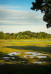 Hammonasset River from Bodinsons deck, Windermere, CT