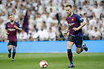 FC Barcelona's Ivan Rakitic during La Liga match. March 02,2019. (ALTERPHOTOS/Alconada)