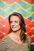 Sarah Ek-Thompson, co-founder of All Terrain, a marketing agency based in Chicago, IL.