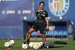 Getafe CF's coach Quique Sanchez Flores during training session. October 6,2021.(ALTERPHOTOS/Acero)