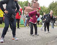 Sounds Steps, Seattle Parks and Rec. Gasworks Park, 1/2 Marathon, Lake Union Loop