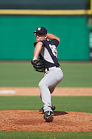 New York Yankees pitcher Chance Adams (85) during an instructional league game against the Philadelphia Phillies on September 29, 2015 at Brighthouse Field in Clearwater, Florida.  (Mike Janes/Four Seam Images)