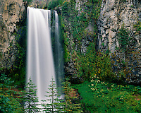 Tumalo Falls; Deschutes National Forest, OR
