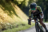 Esteban Chaves (COL/Mitchelton-Scott)<br /> <br /> Stage 15 Lyon to Grand Colombier (175km)<br /> <br /> 107th Tour de France 2020 (2.UWT)<br /> (the 'postponed edition' held in september)<br /> <br /> ©kramon