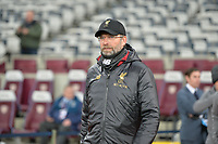 Liverpool manager Jurgen Klopp during West Ham United vs Liverpool, Premier League Football at The London Stadium on 4th February 2019