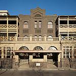 Original Entrance Of The Astor Hotel, Tianjin (Tientsin).