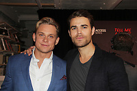 10-23-18 Tell Me A Story - Billy Magnussen - Paul Wesley - Kim Cattrall